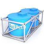 Кассета для перевозки воды 5000х2